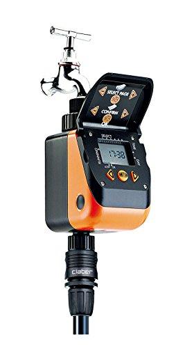 Claber d84130000–Programmatore Aquauno Video-6Plus Blister