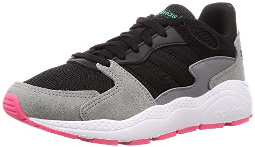 adidas Performance Crazychaos Sneaker Damen schwarz/pink, 9.5 UK - 44 EU - 11 US
