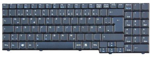 Original Tastatur ASUS X57, ASUS X57S, ASUS X57VN, ASUS G71, ASUS G71G, ASUS G71GX, ASUS G71V Series Schwarz DE Neu