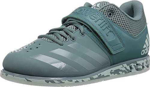 adidas Men's Powerlift.3.1 Cross Trainer, raw ash Green, 16 M US