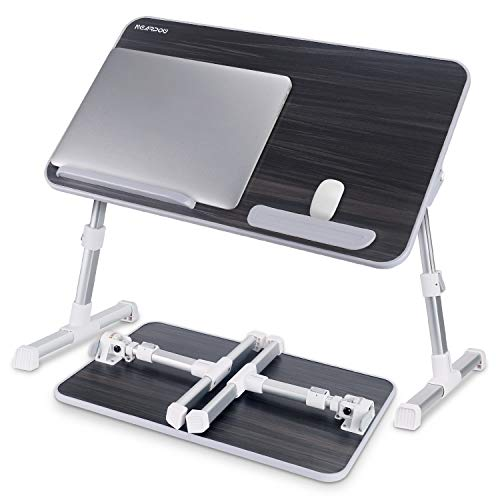 Laptop Bed Tray Table, Nearpow Adjustable Laptop Bed Stand, Portable Standing Table