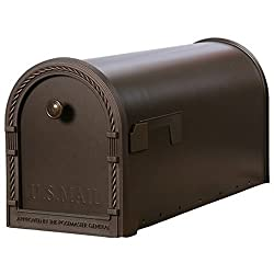 Bronze mailbox bronze 8th anniversary gift ideas for him