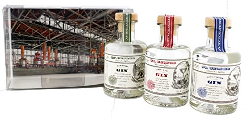 Photo of St. George Spirits Gin Triple Pack, 3 x 20 cl