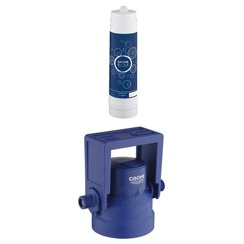 GROHE Blue , Magnesium+ Filter XS, 40691001 + GROHE Blue Filterkopf, 64508001 , BUNDLE