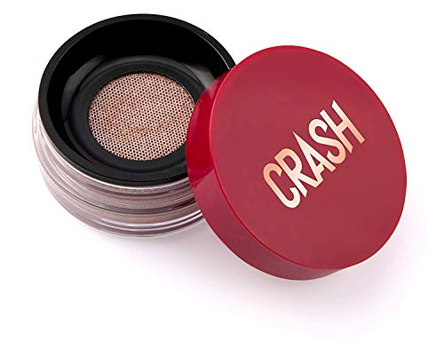 "CRASH Cosmetics Loose Powder Highlighter ""Christine"" Desinged By Luisa Crashion"