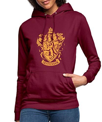 Spreadshirt Harry Potter Griffoendor Afdelingswapen Vrouwen Hoodie