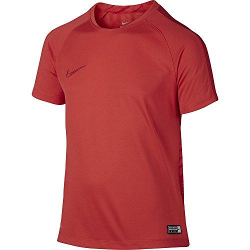 Nike Neymar B GPX SS Top B T-Shirt pour Enfant Rouge Rouge Medium