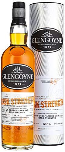 GLENGOYNE Cask Strength Single Malt Whisky (1 x 0.7 l)