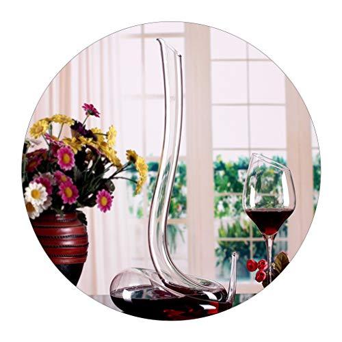 Decantadores De Vino Cristal Creativo En Forma De Serpiente Olla De Rescate De Estilo Europeo Rápido De Vidrio Utensilios De Vino Creativos Artesanales