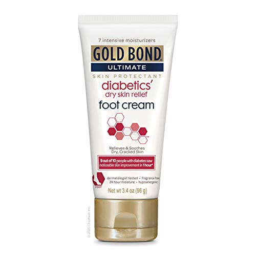 Gold Bond Ultimate Diabetics Dry Skin Relief, 4.5 Ounce