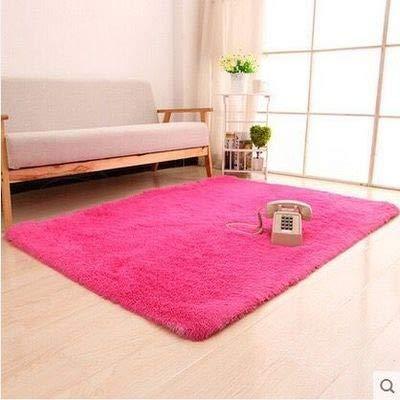 Tapijt, Tie-Dye, voor slaapkamer, compleet, lang, van wol, minimalistisch, modern, Nordic tapijt, groot, rechthoekig, meerdere maten