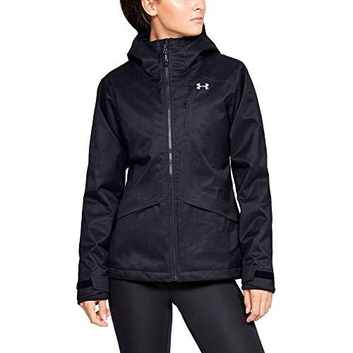 Under Armour Womens Sienna 3-in-1 Jacket, Scribe Blue, Medium