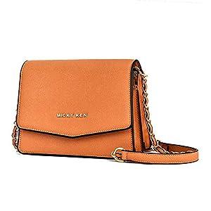 Bolso Bandolera Mujer,Bolso de Hombro Cadena Cuero PU Bolso Cruzado Clutch Noche Crossbody Bag Shoppers Bolsos Pequeños… | DeHippies.com