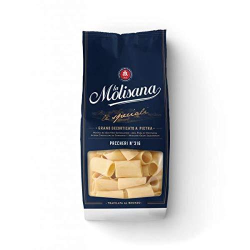 5x Pasta La molisana 100% Italienisch paccheri n° 316 Nudeln 500 g