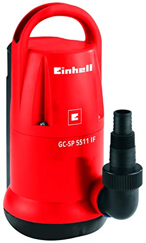 Photo de pompe-einhell-gc-sp-5511