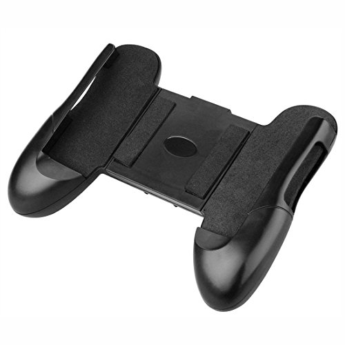 GARASANI Portable Game Handle Gamepad, Phone Holder Mobile Phone Gamepad Joystick Grip Support for 4.5-6.5 inch Mobile Phone (A Type)