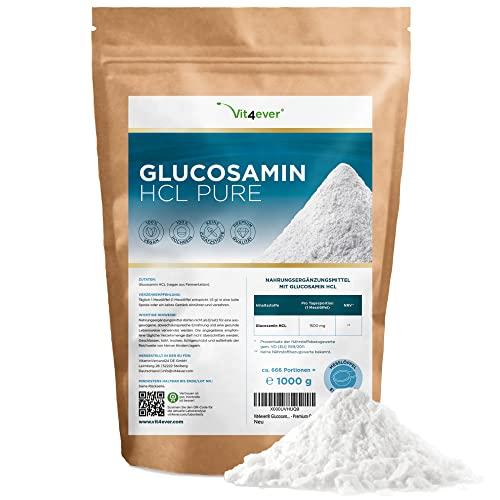 Vit4ever -  Glucosamin HCL Pure