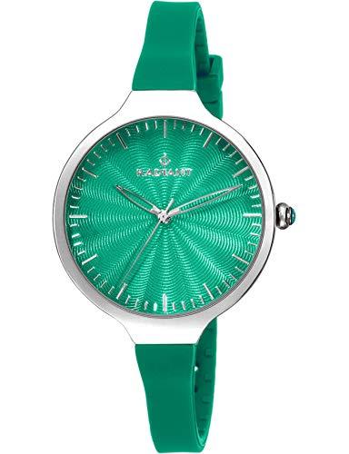 Radiant Reloj Analógico para Mujer de Cuarzo con Correa en Caucho RA336615