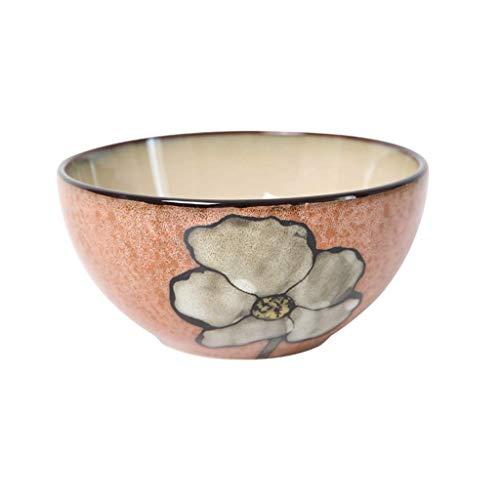 Cuencos de cerámica para Cena para Cereales y sopas Cuencos de cerámica, vajilla Cuencos para Sopa - Cuencos de cerámica Aptos para lavavajillas y Mic