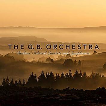 Brahms: Selected Quartets and Symphonies