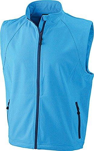 JN1022 softshell vest voor heren