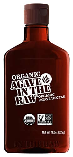 3. In The Raw – Organic Agave Nectar