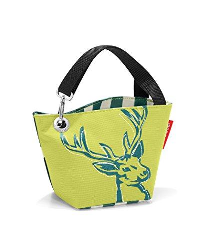 reisenthel - mybag Mini-tasche Kinderwagentasche Utensilien - special edition bavaria 3 (hirsch green)