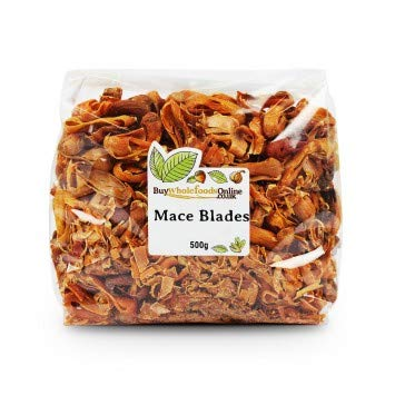 Recommended Buy Whole Foods Blades 500g Mace Free Shipping New