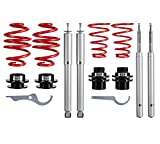 JOM Adjustable Coilover Suspension Euro Kit For BMW 3 Series E30 Sedan Coupe (51mm)