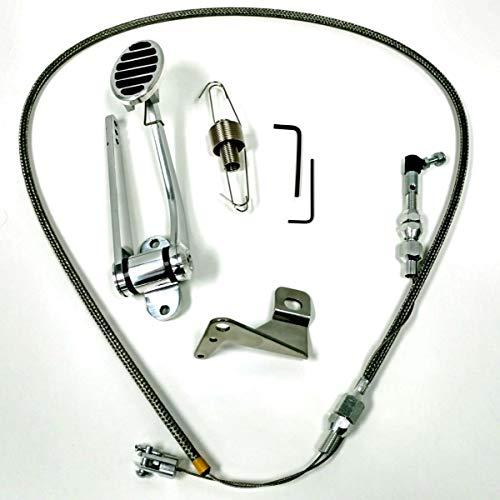 Billet Pedal Kit - 6