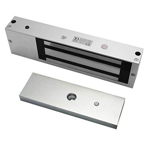 Elektromagnet 12V Türöffner Magnetverriegelung Elektrisches Magnet Zugmagnet (265x75x40mm)
