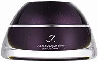JUNO & Co. Moonshine Miracle Cream, Face Primer Moisturizer Makeup Base Cosmetic Beauty Foundation Primers