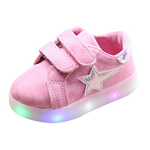 Clode for 1-3.5 Years Old, Fashion Baby Boys Girls LED Light Stars Pattern...