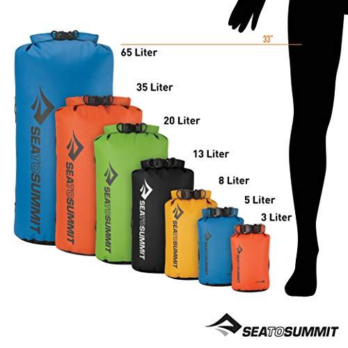 Sea to Summit Big River Dry Bag, Royal Blue, 5 Liter