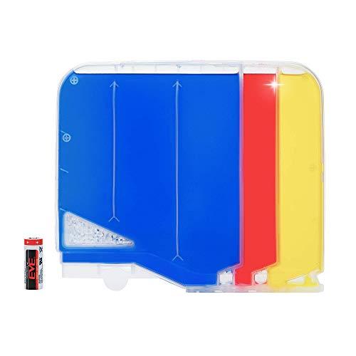 Somat Smart Home - Unità di ricarica con batteria, pulitore per lavastoviglie, fino a 34 lavaggi, dosaggio automatico con tecnologia a sensori e app per smartphone