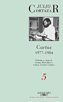 Cartas 1977-1984 / Cortazars 1977-1984