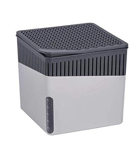 WENKO DIE BESSERE IDEE Deumidificatore Cube 1000 g Grigio