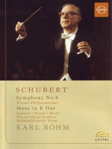Schubert, Franz - Symphonie Nr. 9 / Messe in Es Dur (NTSC)