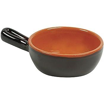 Excelsa Tegame Terracotta Marrone 1 Manico 18 Cm