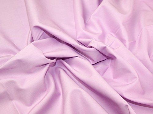 Candy Baumwolle Linon Kleid Stoff lila–Meterware + Frei Minerva Crafts Craft Guide