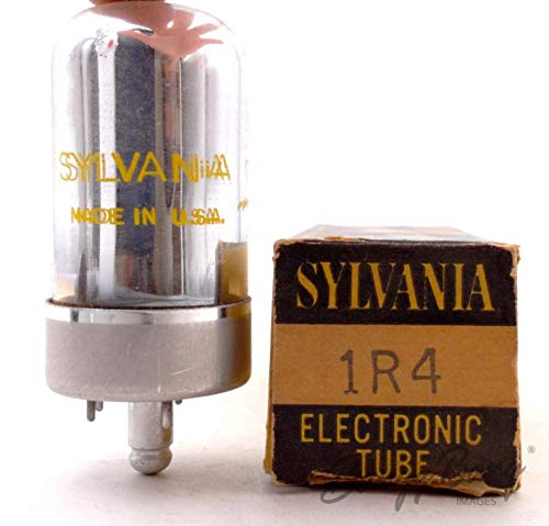 Buy Bargain Vintage Sylvania 1R4/1294/VT183 High Frequency Single Diode Valve- BangyBang Tubes