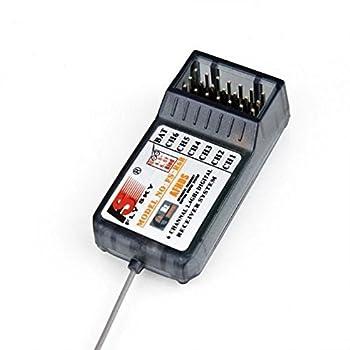 FlySky 2.4Ghz 6CH receiver FS-R6B Failsafe for fly sky CT6B FS-T6 FS-TH9X Radio