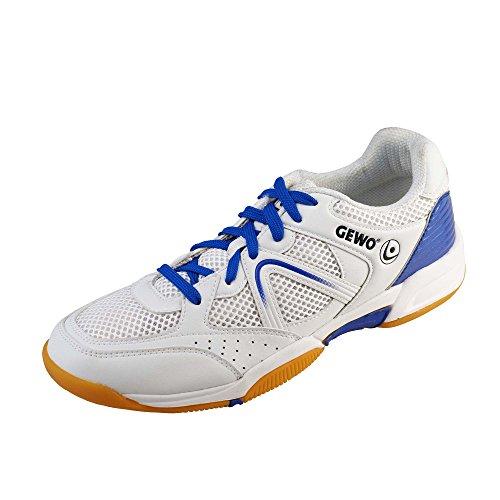 GEWO Schuh Smash S.A.S, weiß/blau, 42