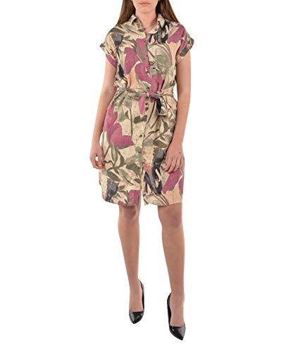 Desigual Vest_ETNICAN Vestido Casual, Multicolor, M para Mujer