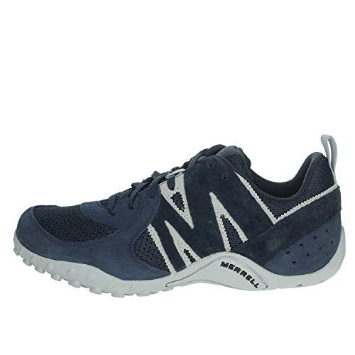 Merrel Sneaker Uomo Sprint 2.0 (Navy, Numeric_43_Point_5)