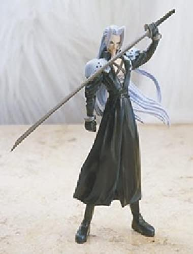 Final Fantasy VII Trading Arts Sephiroth Action Figure by Diamond Comics