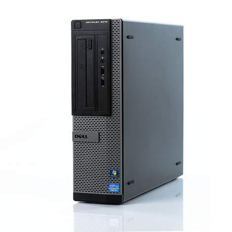 Computer Desktop Dell Optiplex 3010 Core i5 3,1 GHz - SSD 250 GB RAM 8 GB Windows 10 (Ricondizionato)