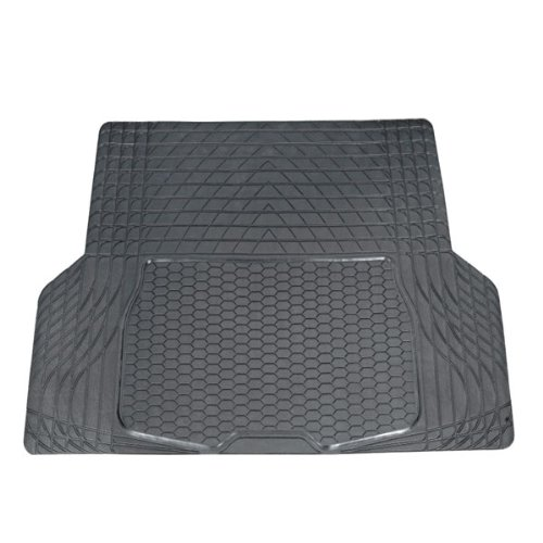 FH Group F16402GRAY Gray-Cargo 56 x 43 Mat (Deluxe Trim to Fit All Weather
