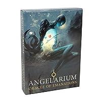 33カードデッキタロットアンジェリウムオブエミネートファミリーパーティーボードゲーム占いカード(英語)