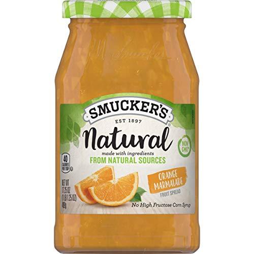 Smucker's Natural Orange Marmalade Fruit Spread Now $2.45 (Was $6.87)
